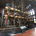 Leavitt-Riedler Pumping Engine