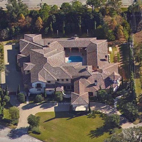 Houston Tx Auto Com >> Paul Joseph Varello's House in Houston, TX - Virtual Globetrotting