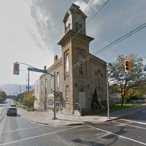 Former Port Perry Town Hall (StreetView)