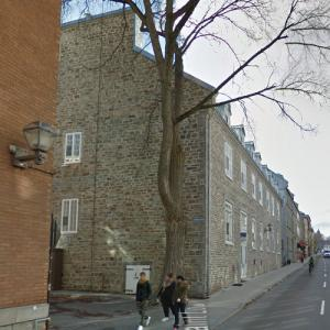 57-63 St. Louis Street National Historic Site of Canada (StreetView)
