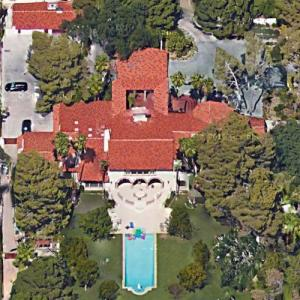 Holly Madison & Pasquale Rotella's House (Google Maps)