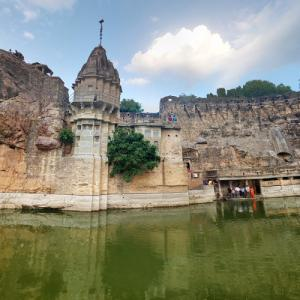 Chittor Fort (StreetView)