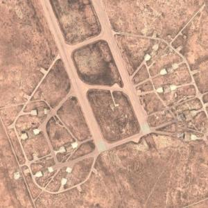 Sidi Barrani Military Base - Russian Special Forces Deploy (Google Maps)