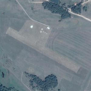 Gryzliny airport (Google Maps)