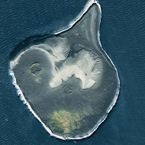 Surtsey In Vestmannaeyjar Iceland Google Maps