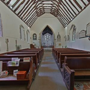St Martin's Church - oldest church in England (StreetView)