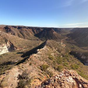 Cape Range National Park (StreetView)