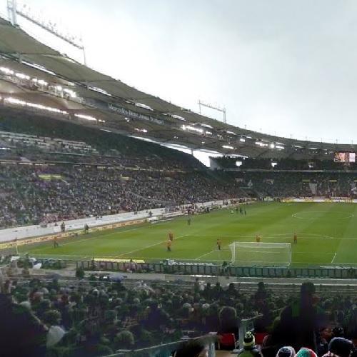 Mercedes benz arena stuttgart interior in stuttgart for Interio stuttgart