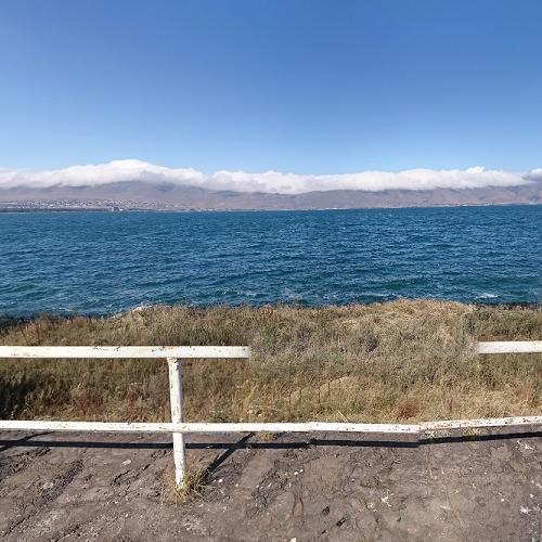 Lake Sevan: Lake Sevan In Sevan, Armenia