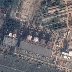 Ghorasal Power Plant - Largest power station in Bangladesh (Google Maps)