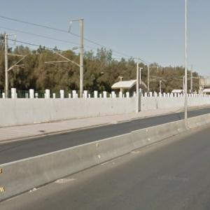 Bir el-Bey train collision (9/24/2010) (StreetView)