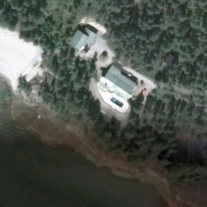 Peter Forsberg's Mansion (Google Maps)