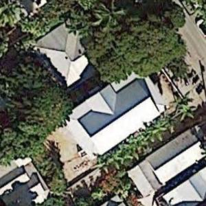 Andrew Christian's House (Google Maps)