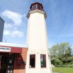 Landlocked Lighthouse