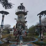 Kenny Hill's Garden of Salvation Lighthouse