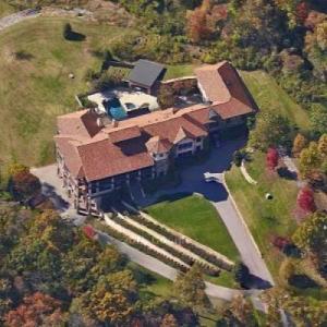 Jay Cutler & Kristin Cavallari's House (Google ...