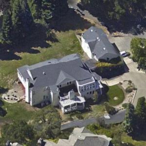 Brandon Belt's House (Google Maps)
