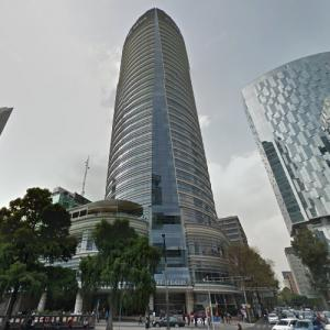 'The St. Regis Mexico City' by Cesar Pelli (StreetView)