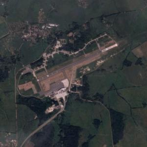 Khrabrovo Airport (Google Maps)