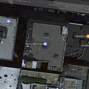 JFK Jr and Carolyn Bessette-Kennedy's loft (Google Maps)
