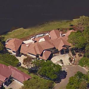 Billy Horschel's House (Google Maps)