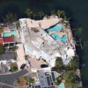 Daddy Yankee's House (Google Maps)