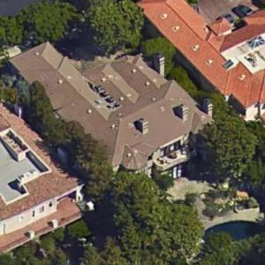 Donald J. Pliner's House (Google Maps)
