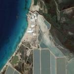 Great Inagua saltworks - Morton Salt facility