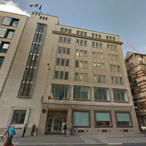 Consulate General of Italy, London (StreetView)
