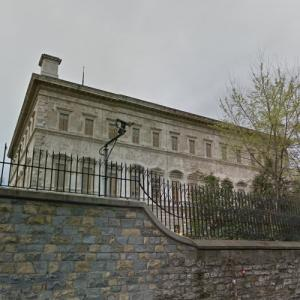 Consulate General of Great Britain, Istanbul (StreetView)