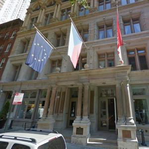Consulate General of the Czech Republic, New York (StreetView)