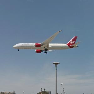 Virgin Atlantic Boeing 787-9 Dreamliner [G-VNEW] (StreetView)