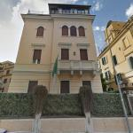 Embassy of Algeria, Rome