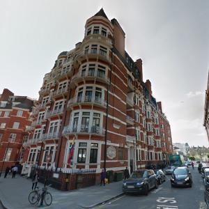 Embassy of Colombia, London (StreetView)