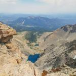 View from Longs Peak