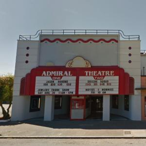 Admiral Theatre (StreetView)