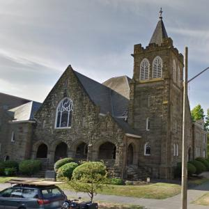 First Methodist Protestant Church of Seattle (StreetView)