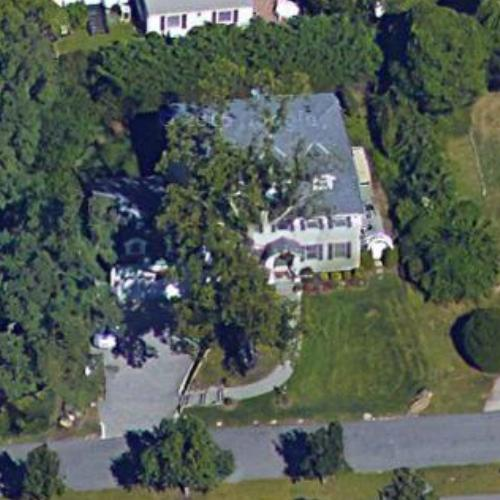 Anthony Scaramucci's House In Manhasset, NY