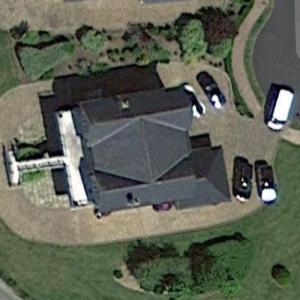 Conor McGregor's House (Google Maps)