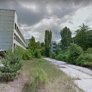 Abandoned Jupiter factory (StreetView)