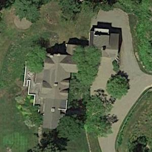 Kirstie Alley's House (Google Maps)