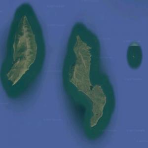 Walrus Islands (Google Maps)