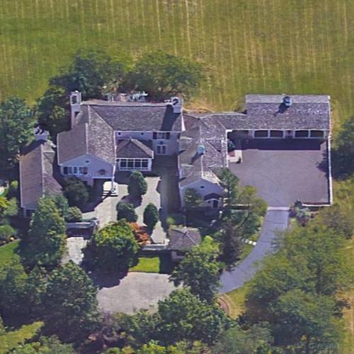 Washington Ford Pa >> Kenneth Frazier's House in Wrightstown, PA (Google Maps)