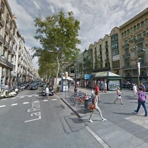 2017 Barcelona attack (StreetView)
