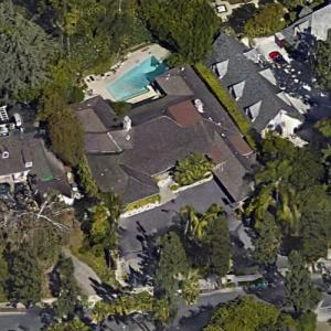 Jeff Bezos's House (Google Maps)
