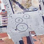 1-2-3 Rings in Cambrils Spain