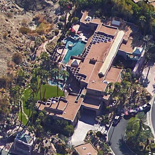 ted lerners house in rancho mirage ca google maps 2