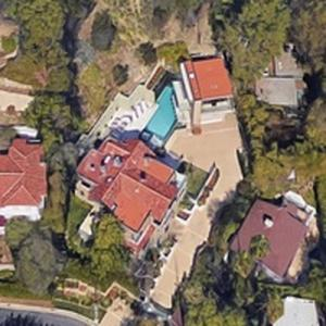Rihanna's House (Google Maps)