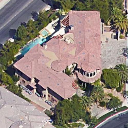 Google Rental Homes: Conor McGregor's Rental House (Former) In Henderson, NV