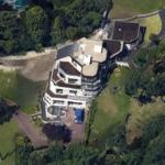 New Paris mansion of soccer star Neymar